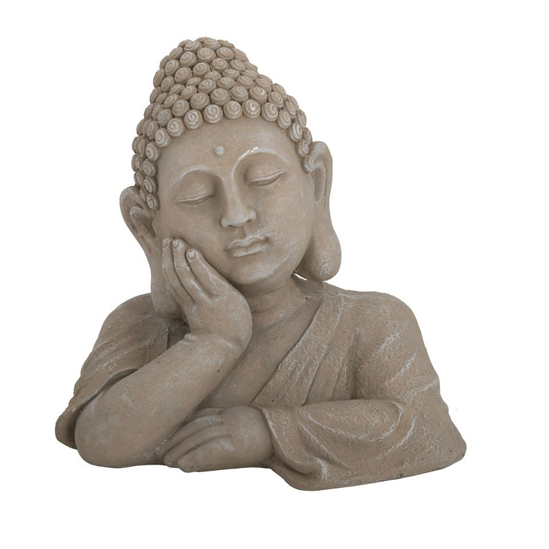 Boeddha rustend - 35 cm