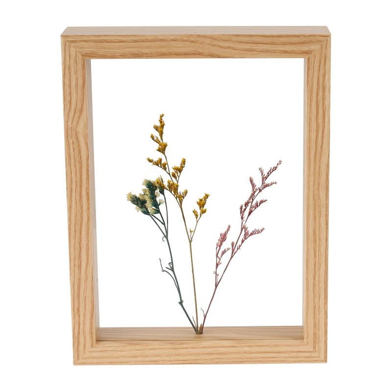 Wanddecoratie bloemetjes 22 cm