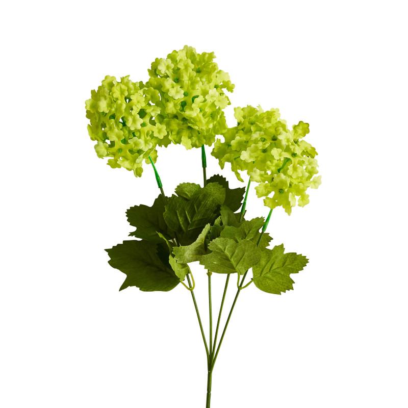 Hortensia - groen - 36 cm
