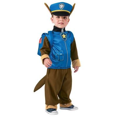 Paw Patrol Chase Kostuum Maat 92104 Xenos