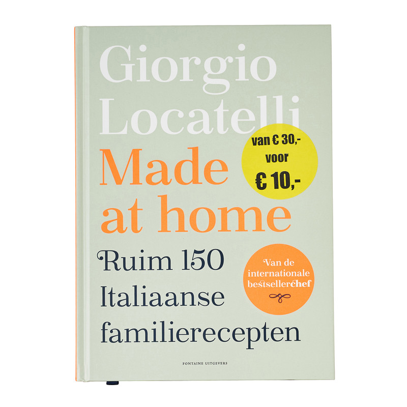 Made at home - Italiaanse familierecepten