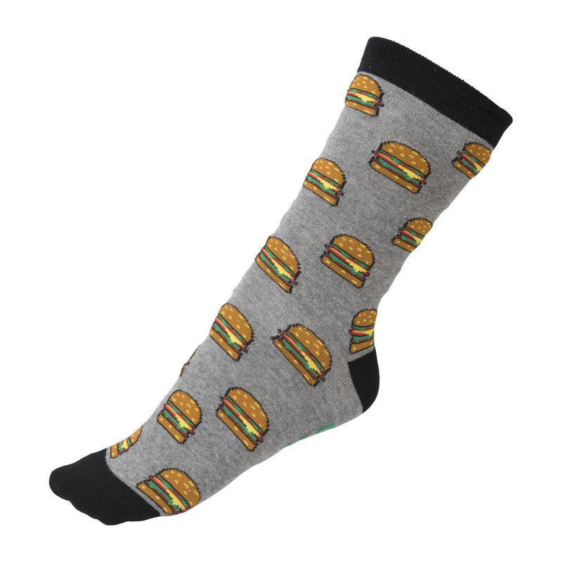 Hamburger sokken - diverse varianten - maat 42-47