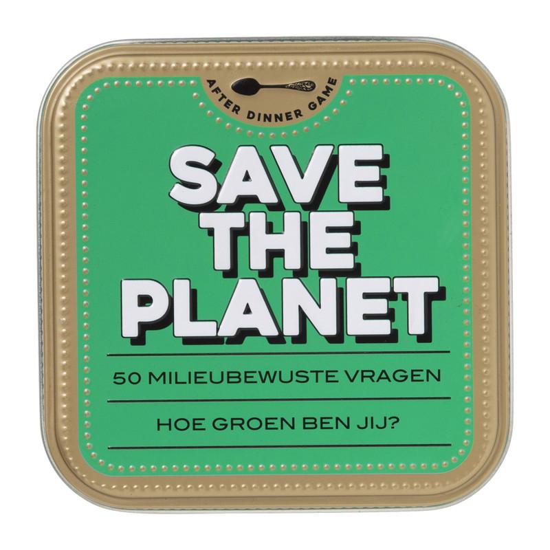 Vragenspel - Save the planet