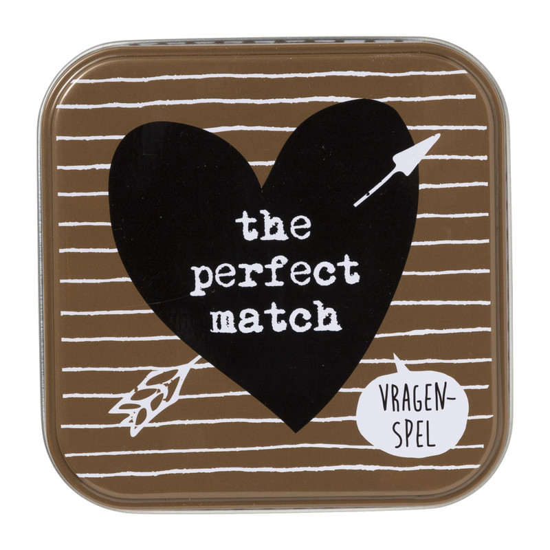 Vragenspel - The perfect match