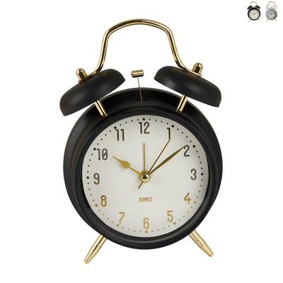 Wekker Zwart 11 7x5 6x16 Cm Da S Leuk Van Xenos