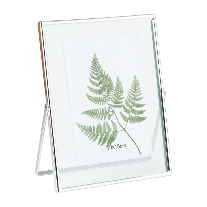Fotolijst Dubbel Glas.Fotolijst Dubbel 10x15 Cm Goudkleurig