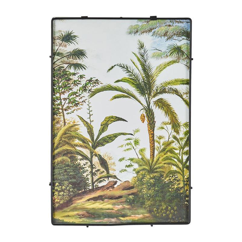 Fotolijst jungle - zwart - 20x30 cm