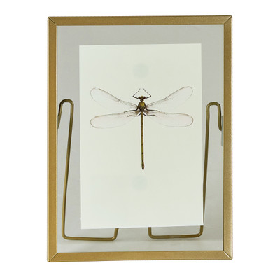 Fotolijst staand - goud - 15x20 cm/10x15 cm