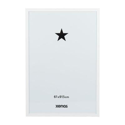 Fotolijst basic - 61x91.5 cm - wit