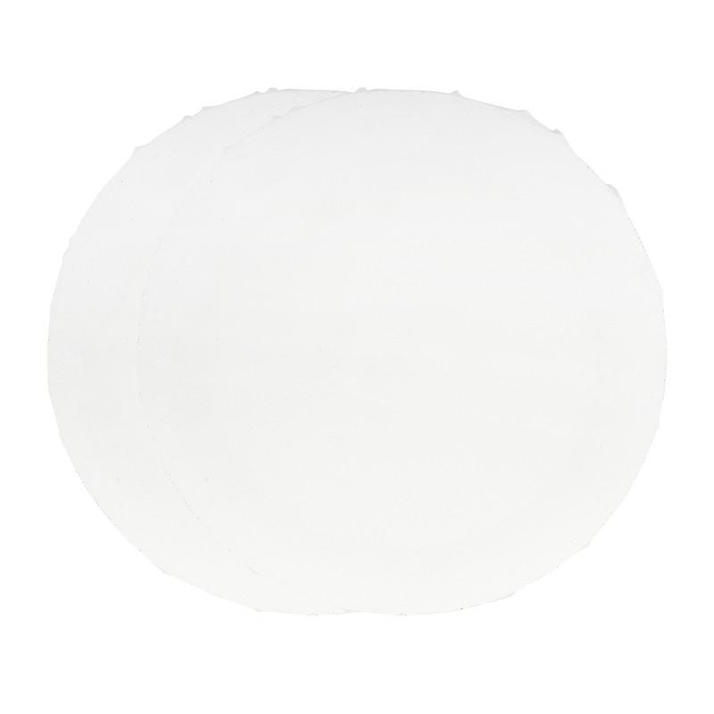 Canvas rond - 2 stuks - ø22 cm kopen