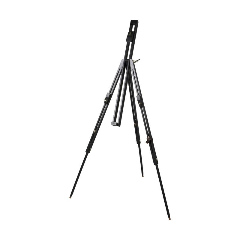 Schildersezel - zwart - 192 cm