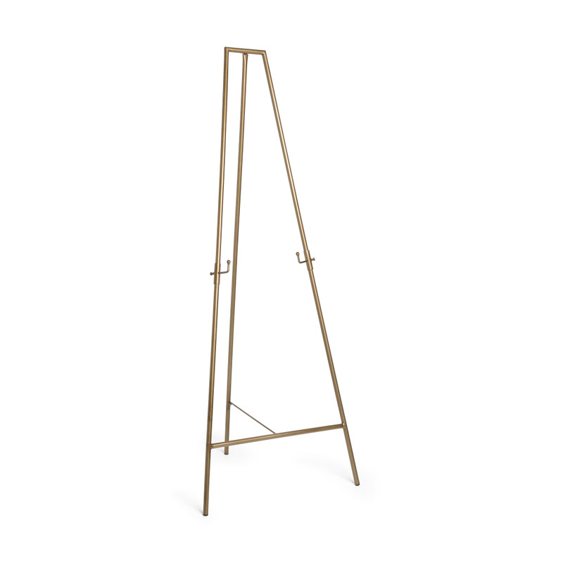 Schildersezel - goud - 148 cm