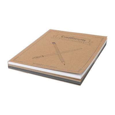 Handlettering papierblok A5 - 60 pagina's