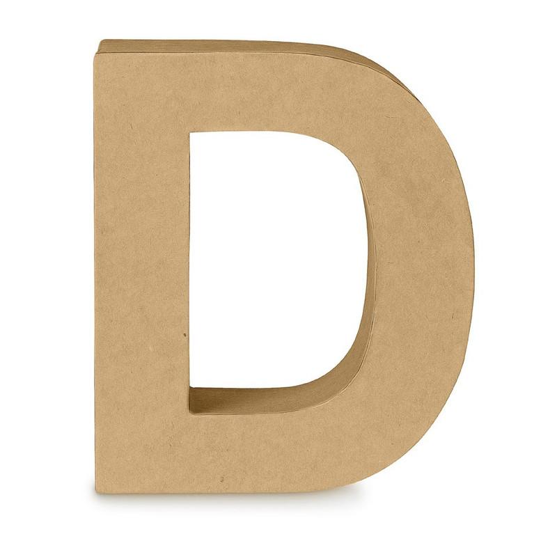Letter - D