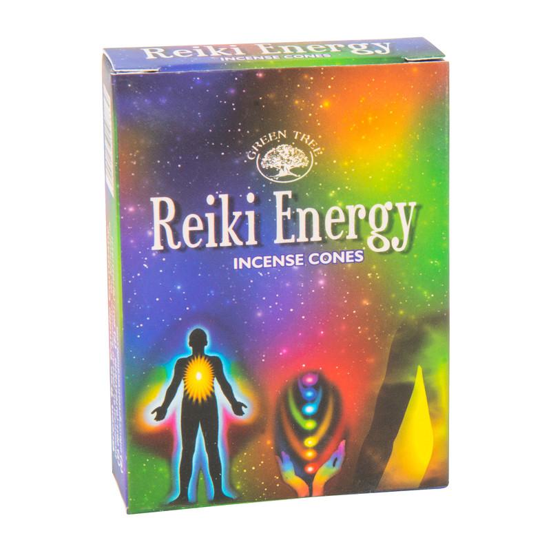 Wierookcones Reiki Energy - 10 stuks