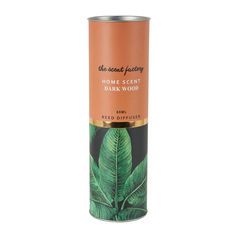 Home scent geurstokjes - Dark Wood - 80 ml