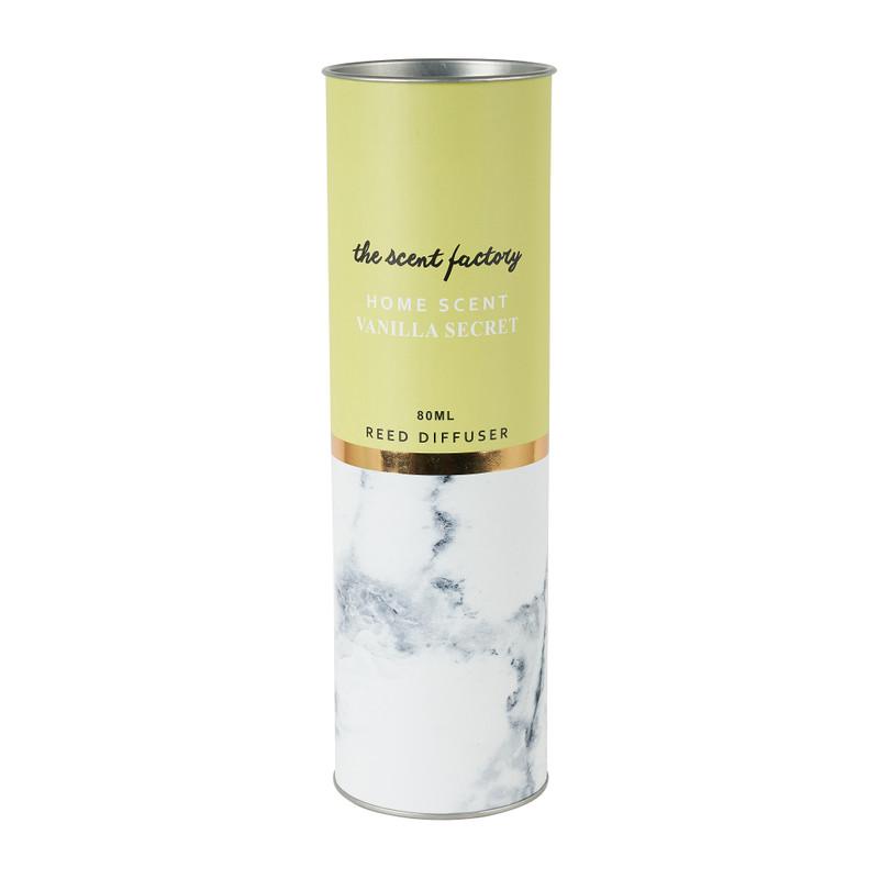 Home scent geurstokjes - Vanilla Secret - 80 ml