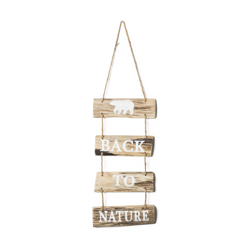 Wandhanger - back to nature - 23.5x68 cm