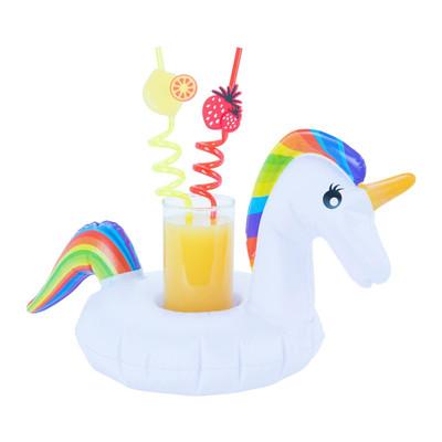 Drinkhouder unicorn - 24 cm