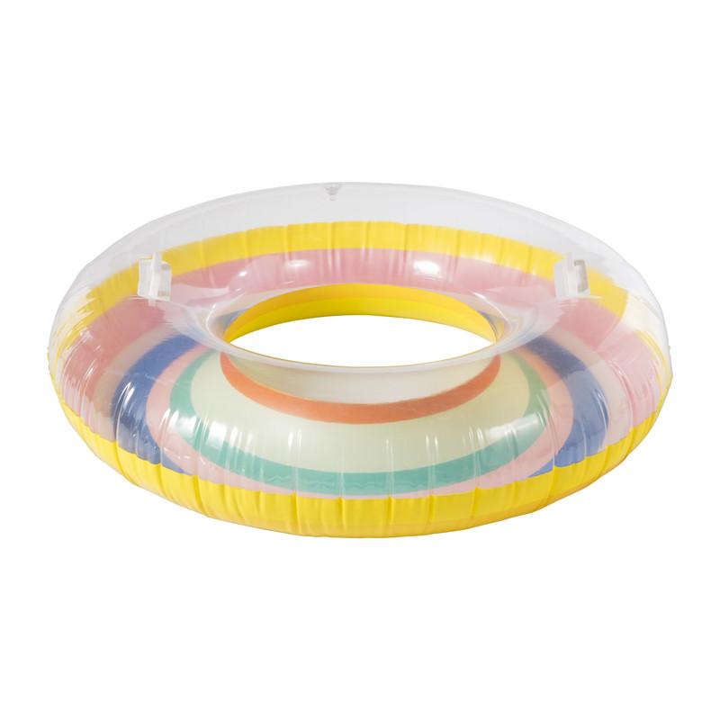 Zwemband rainbow - multikleur - ⌀100 cm