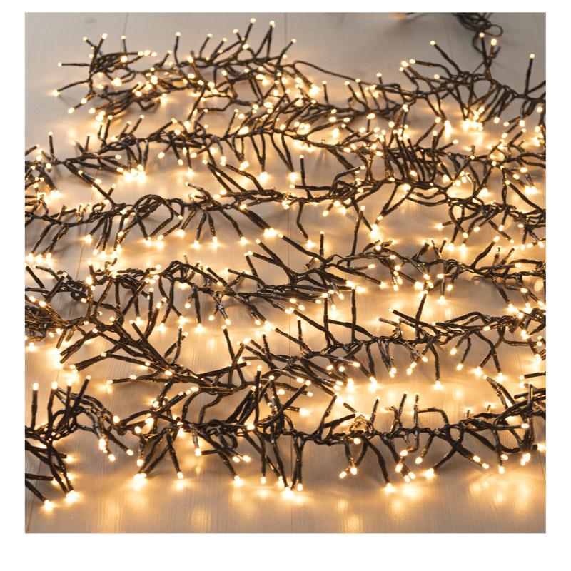 Cluster licht - 768 lampjes - 560 cm
