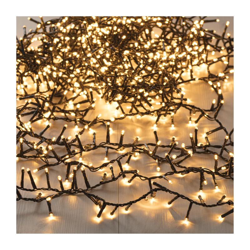 Micro ledverlichting - 1000 lampjes - 1100 cm