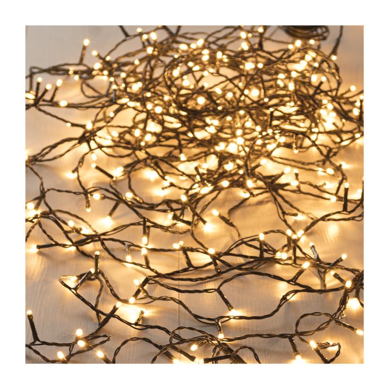 Verlichting - 360 lampjes - 2700 cm