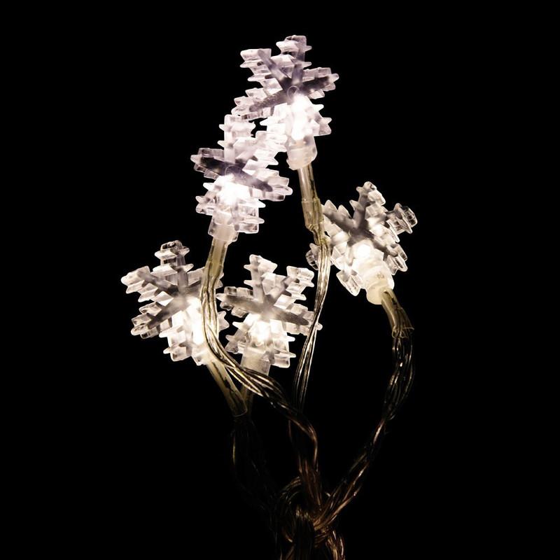 Led verlichting - sneeuwvlok - 110 cm