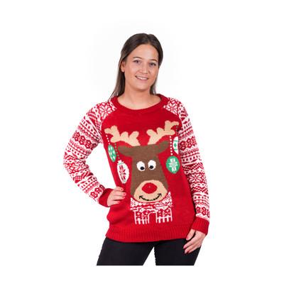 Kersttrui Maat L.Kersttrui Rudolph M L Xenos Nl