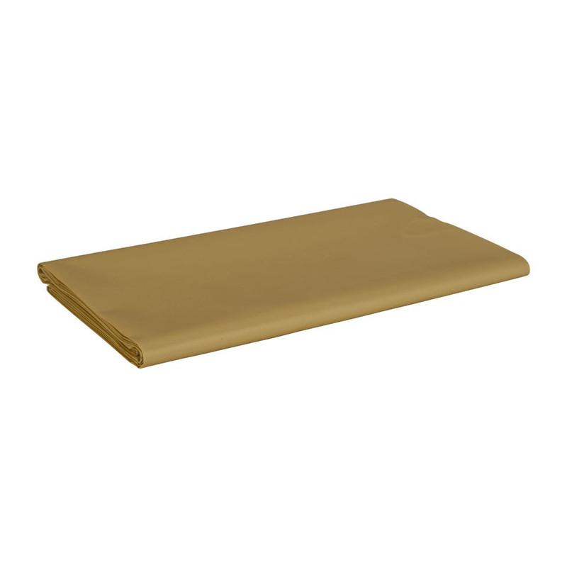 Tafellaken dunisilk - goud - 138x220 cm