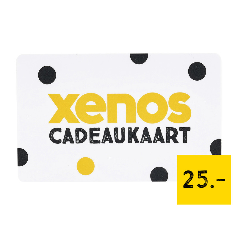 Giftcard 25,-