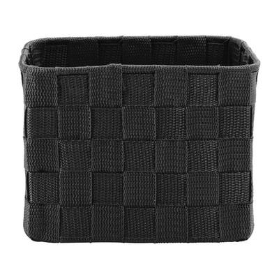 Lademand zwart - 22.5x16.5x16.5 cm