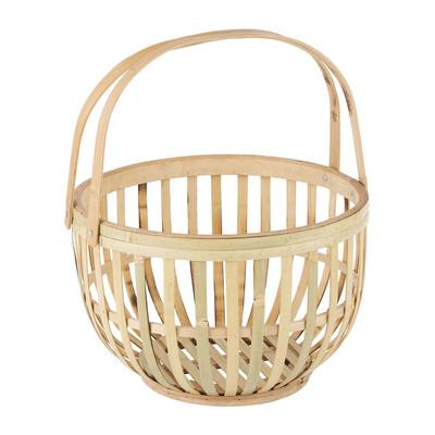 Hengselmand bamboe - 32x20 cm
