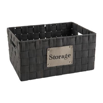 Lademand storage - 32x22x16 cm - grijs