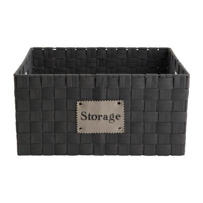 Lademand storage - 40x30x20 cm - bruin