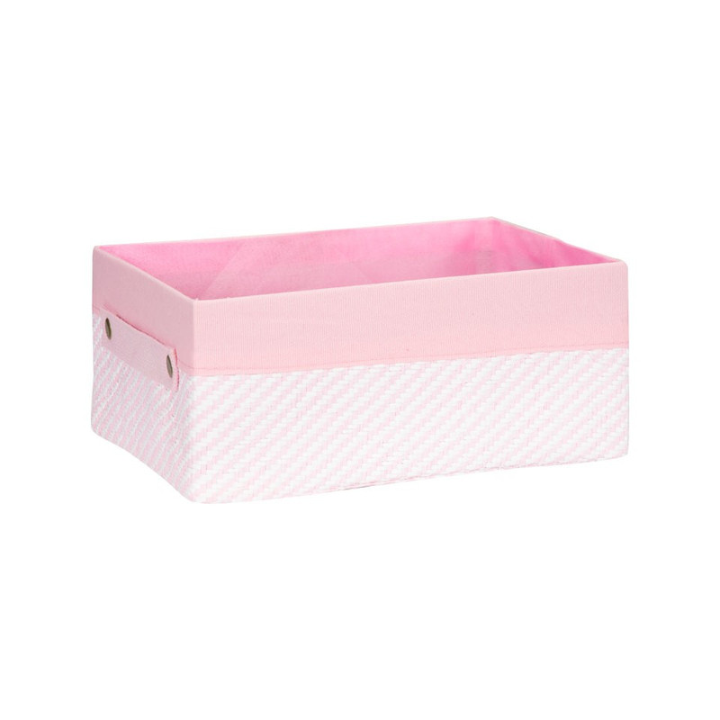 Lademand medium - roze