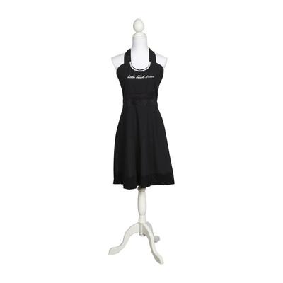 Keukenschort 'little black dress'