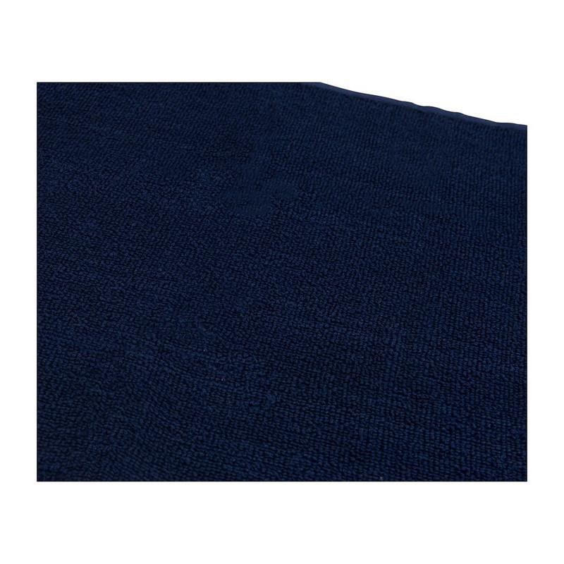 Keukendoek uni - 50x50 cm - donkerblauw