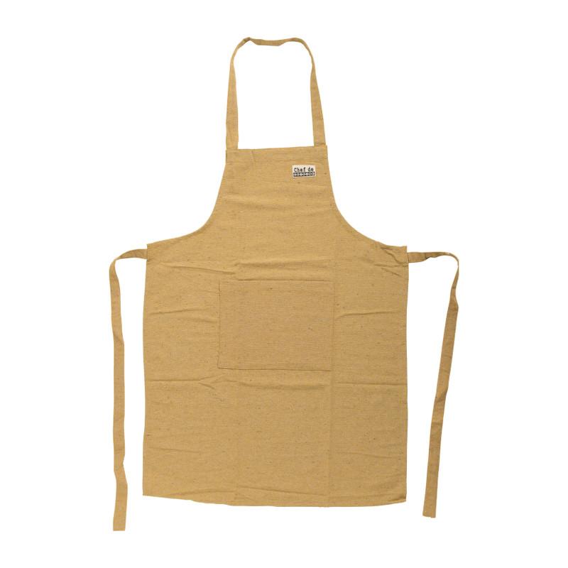 Schort cuisine - geel