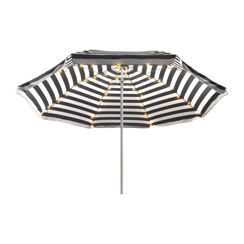 Parasol verlichting solar