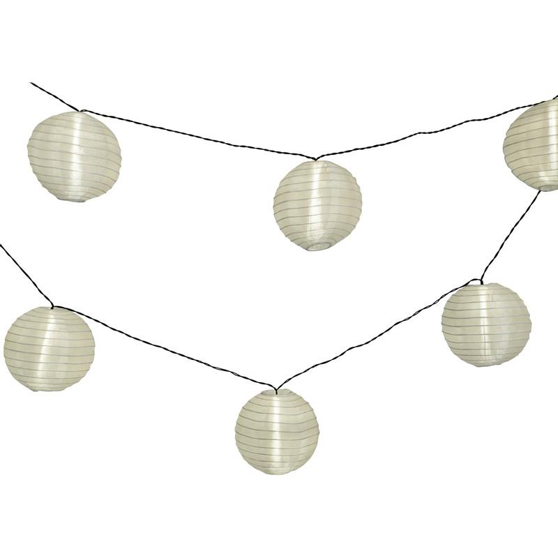 Solar lichtslinger XL - wit