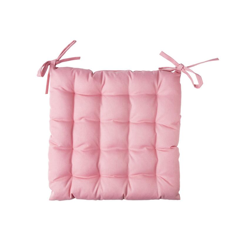 Buitenkussen - roze - 40x40 cm