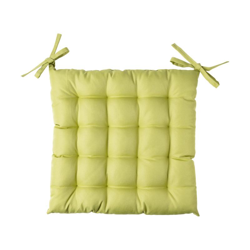 Buitenkussen - groen - 40x40 cm