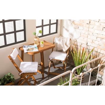 Balkonset/tuinset Kreta met kussens