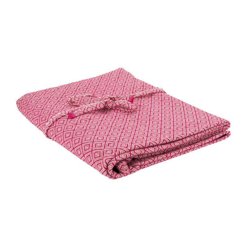 Buitenkleed roze - 150x200 cm