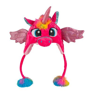 Kinder muts Unicorn - roze