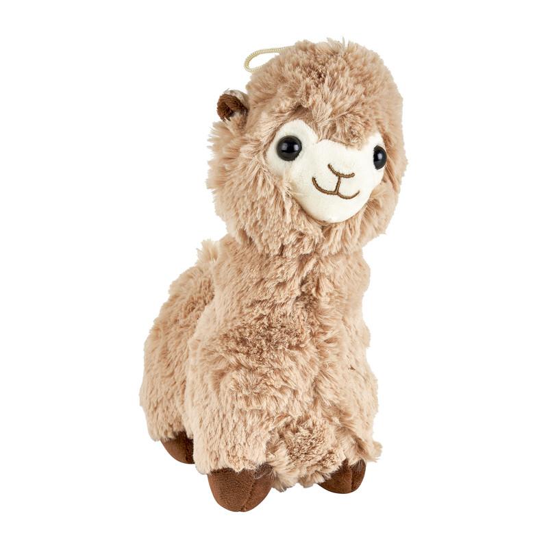 Knuffel lama - diverse varianten - 25 cm