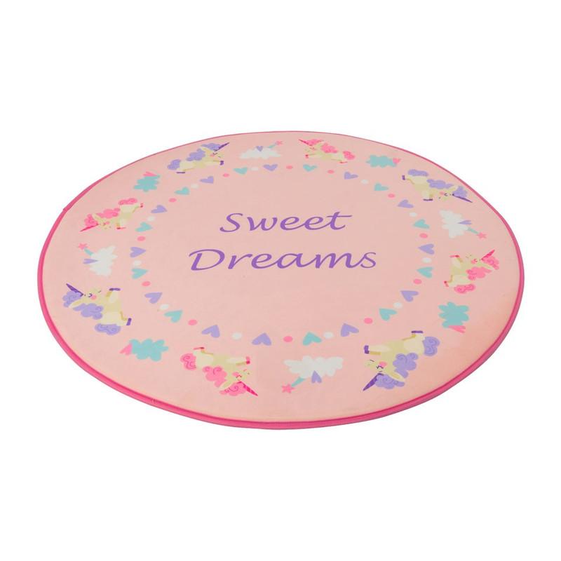 Kinderkleed - Sweet dreams - ronde vorm