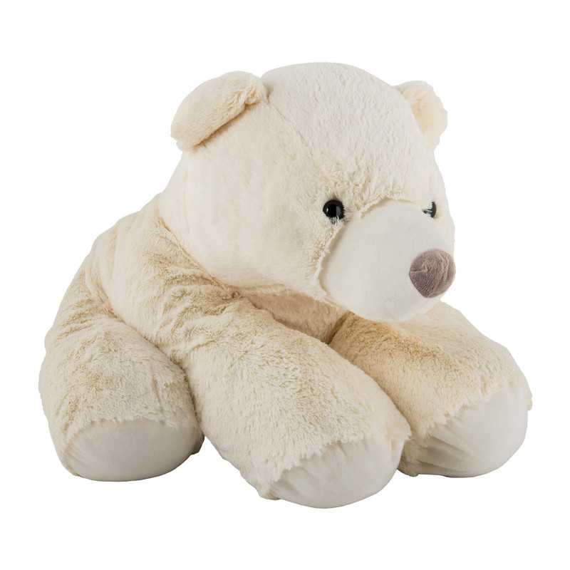 Pluche ijsbeer - 60 cm
