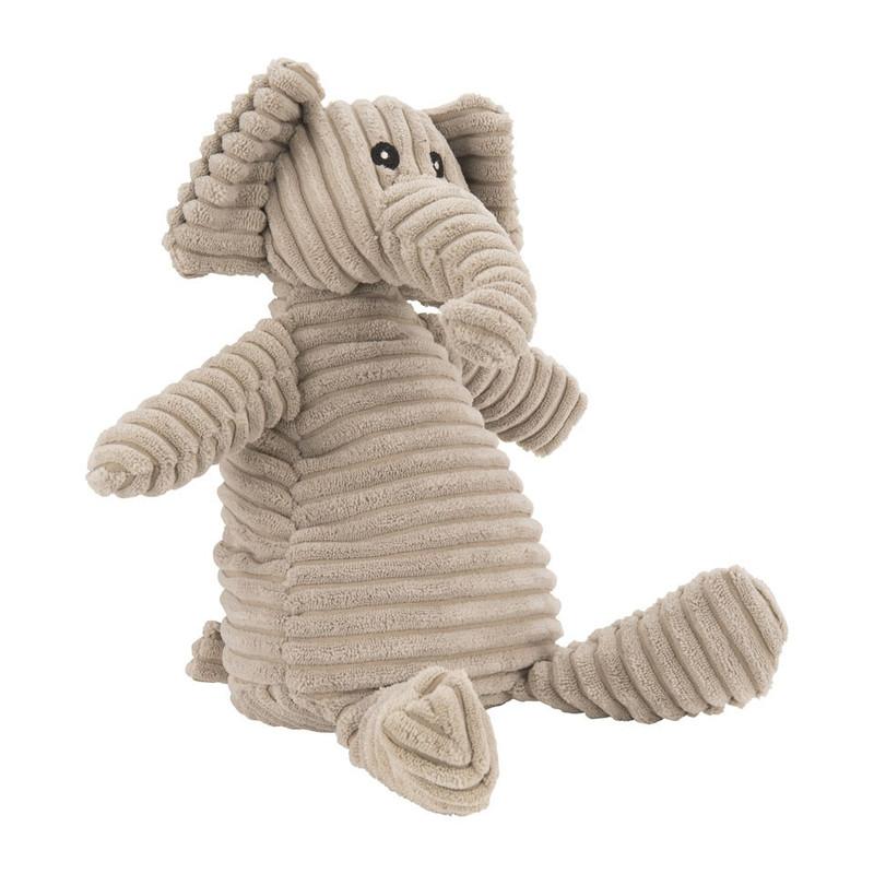 Warmteknuffel rib - olifant